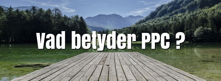Vad betyder PPC